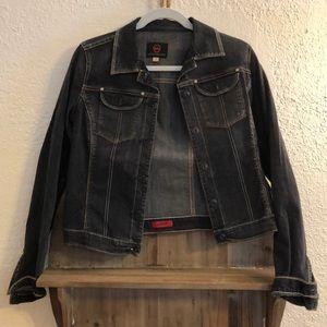 AG Denim Jacket, Size S